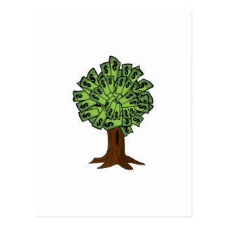 Money Tree Postcard