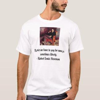 Money vs. Liberty T-Shirt