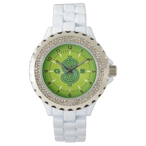 Money Watch _ Green