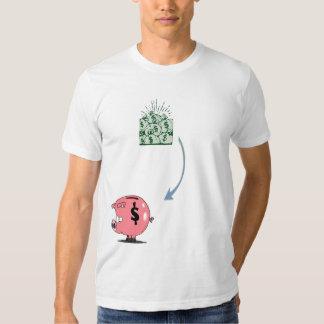 moneybags625, untitled, piggy-bank T-Shirt