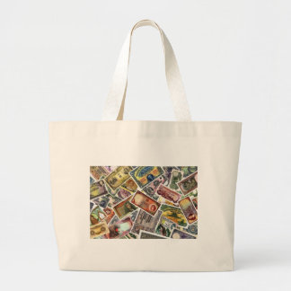 MONEYBAGS LARGE TOTE BAG