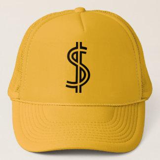 MoneyCap Trucker Hat