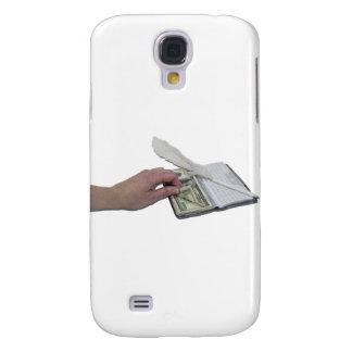 MoneyCheckbook101311 Samsung S4 Case