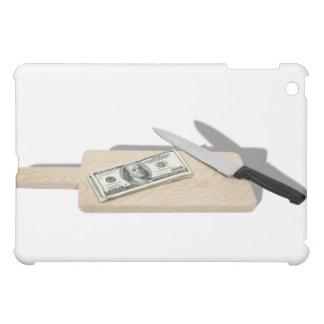 MoneyCuttingBoard092110 iPad Mini Cases