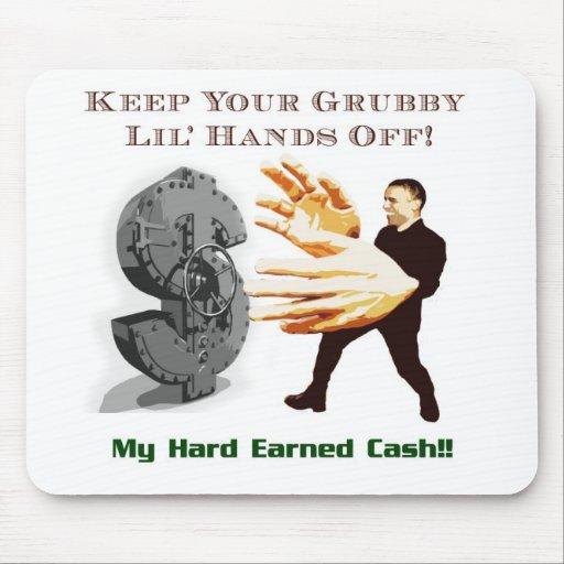 MoneyGrub Mouse Pad