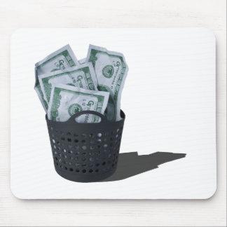 MoneyInLaundryBasket070315.png Mouse Pad