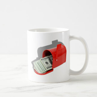 MoneyInMail051409Shadows Coffee Mug