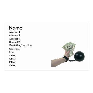 MoneyIssues082510, nombre, dirección 1, dirección Tarjetas De Visita