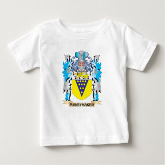 Moneymaker Coat of Arms - Family Crest Tees