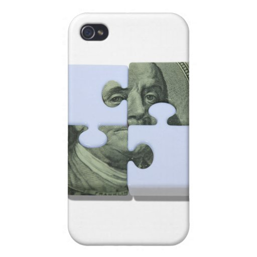 MoneyPuzzle101310 Covers For iPhone 4