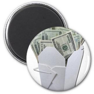 MoneyToGo012511 2 Inch Round Magnet