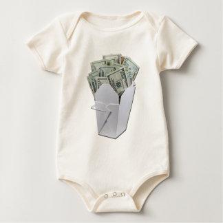 MoneyToGo012511 Baby Bodysuit