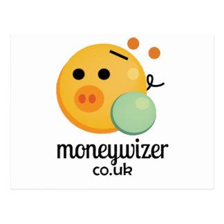 Moneywizer Postcard
