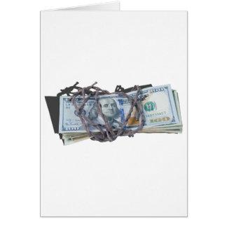 MoneyWrappedBarbedWire052414.png Tarjeta De Felicitación