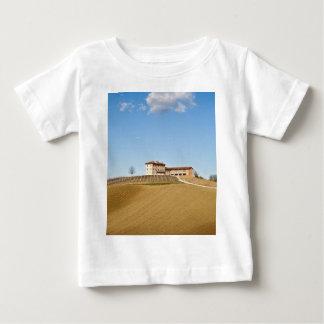 Monferrato under a blue sky baby T-Shirt