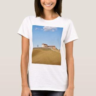 Monferrato under a blue sky T-Shirt