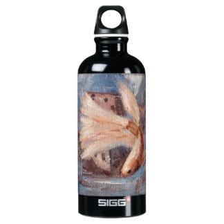 Mongo Betta Fish Aluminum Water Bottle
