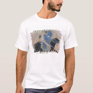Mongol archer on horseback T-Shirt