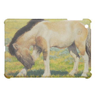 Mongol Horse #3-Young Stallion iPad Mini Cover