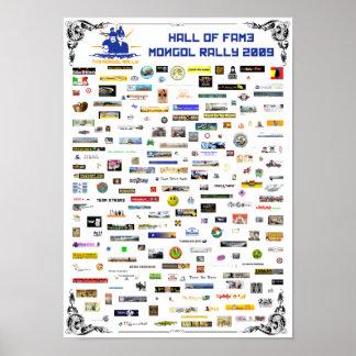 Mongol Rally 2009 Hall of Fame
