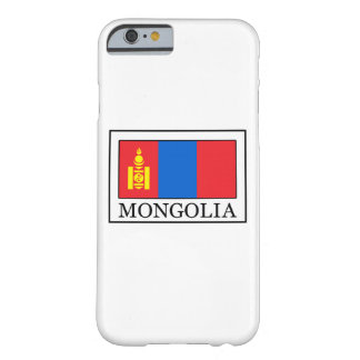 Mongolia Barely There iPhone 6 Case