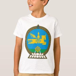 Mongolia Coat of Arms detail T-Shirt