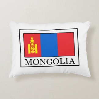 Mongolia Decorative Pillow