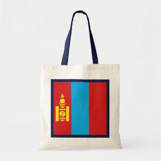 Mongolia Flag Bag
