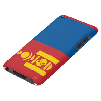 Mongolia Flag Barely There iPod Case