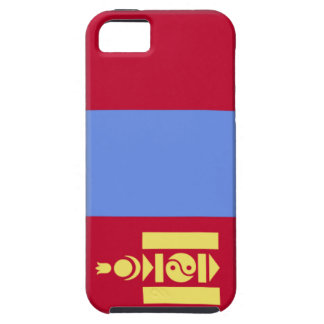 Mongolia Flag iPhone 5 Cover