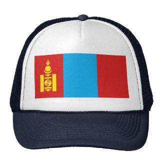 Mongolia Flag Hat