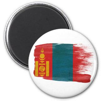 Mongolia Flag Magnets