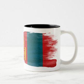 Mongolia Flag Mug