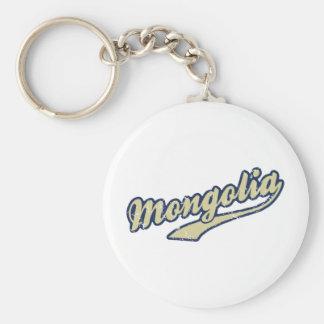 Mongolia Keychains