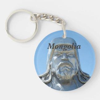 Mongolia Key Chain