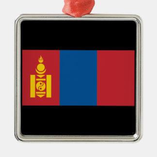 Mongolia Metal Ornament
