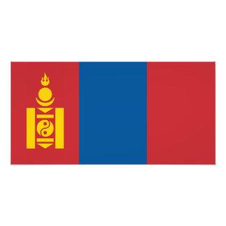 Mongolia – Mongolian Flag Photograph