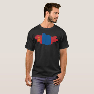 Mongolia Nation T-Shirt