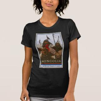 Mongolia Camiseta
