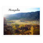 Mongolia Post Cards
