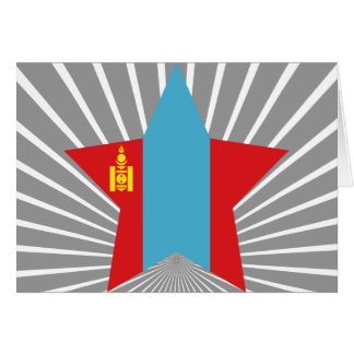 Mongolia Star Card