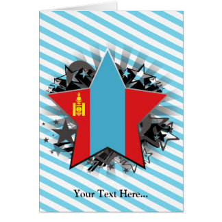 Mongolia Star Cards