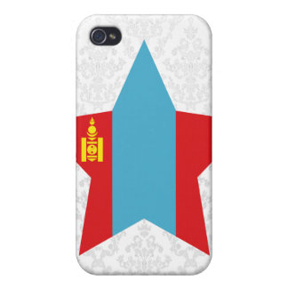 Mongolia Star iPhone 4 Case