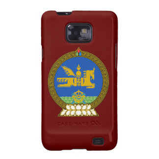 Mongolia State Emblem Galaxy SII Cover