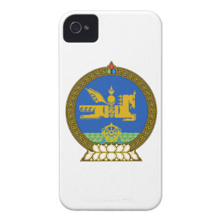 Mongolia State Emblem iPhone 4 Cover