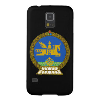 Mongolia State Emblem Galaxy S5 Covers