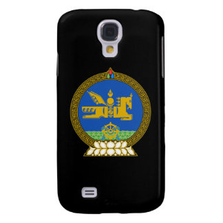 Mongolia State Emblem Samsung Galaxy S4 Cases