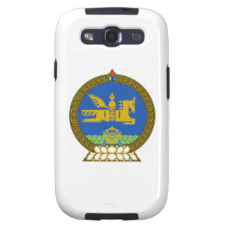 Mongolia State Emblem Galaxy S3 Cover