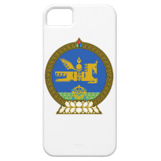 Mongolia State Emblem iPhone 5 Case