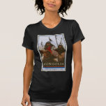 Mongolia T Shirts
